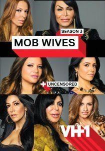 Amazon.com: Mob Wives: Season 3 (4 Discs): Renee Graziano, Karen Gravano, Drita D'avanzo, Carla Facciolo, Ramona Rizzo, Big Ang (Angela Raio...$24