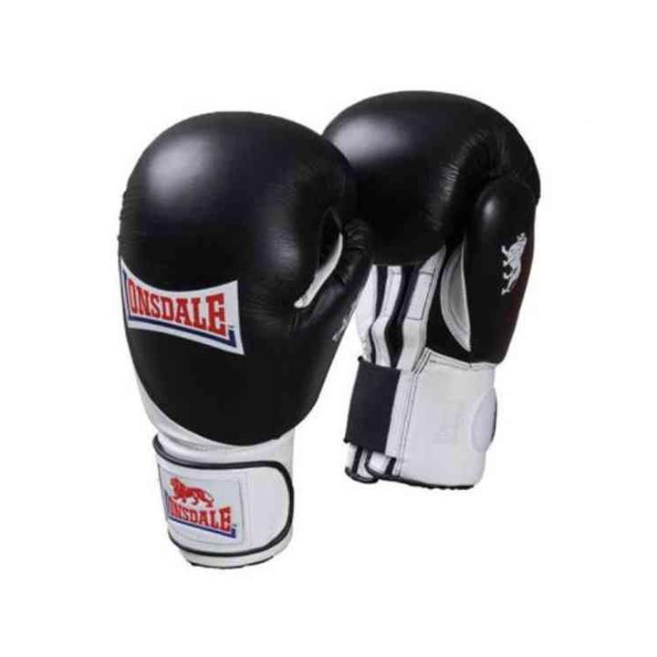 Lonsdale | Lonsdale Leather Club Sparring Gloves | Boxing Gloves