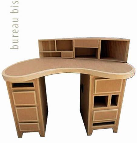 610 best images about meuble en carton on pinterest diy for Diy desk stuff