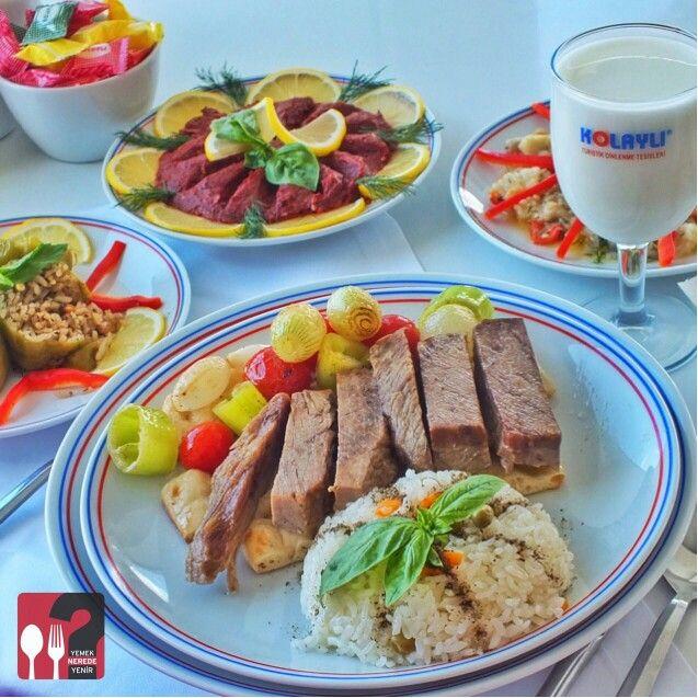 Pideli Dana Tandır - Kolaylı Restaurant / Afyon  Çalışma Saatleri 7/24 ☎ 0 272 252 55 55   22 TL / Porsiyon
