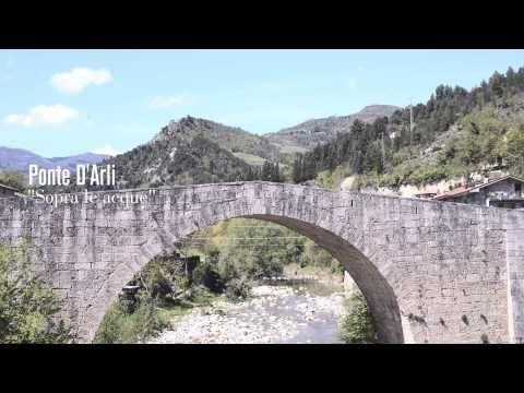 """Acquasanta Terme """" Le sorgenti del travertino"""""""