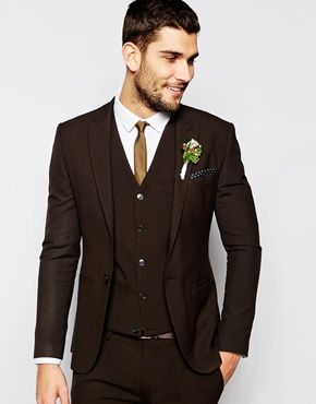 17 Best ideas about Brown Suit Wedding on Pinterest | Tweed ...