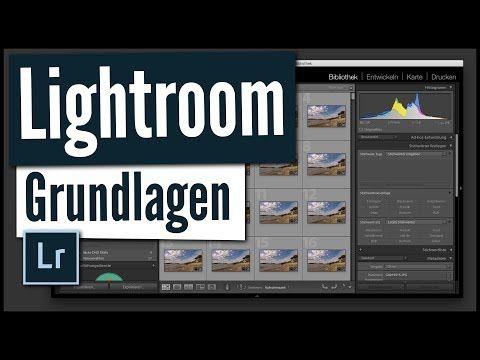 SO VERWALTEST DU BILDER MIT LIGHTROOM | Mein Workflow | Lightroom Grundlagen TUTORIAL - YouTube