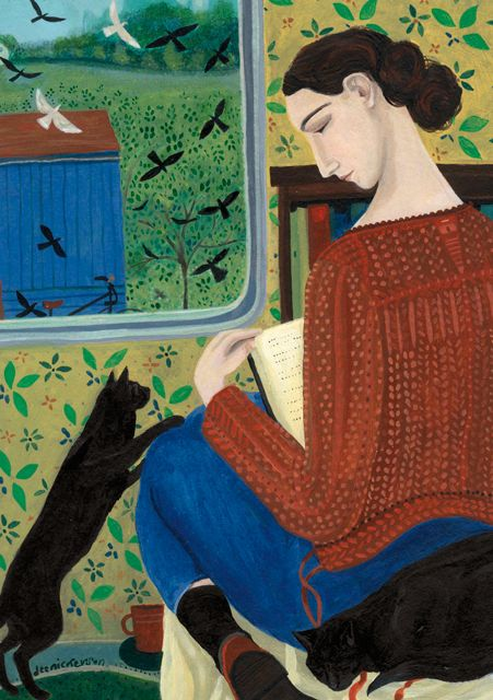 'Time Off', by Dee Nickerson. Published by Green Pebble (UK). Distributed by Art Publishing (Australia). www.greenpebble.co.uk www.artpublishing.com.au