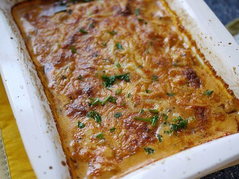 Photo of Fish casserole once something different
