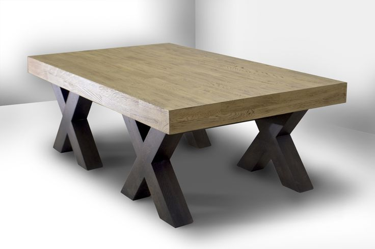 Coffee Table Μοναστηριακό Χ - Ξύλινες κατασκευές - Ξύλινα έπιπλα | Domogroup