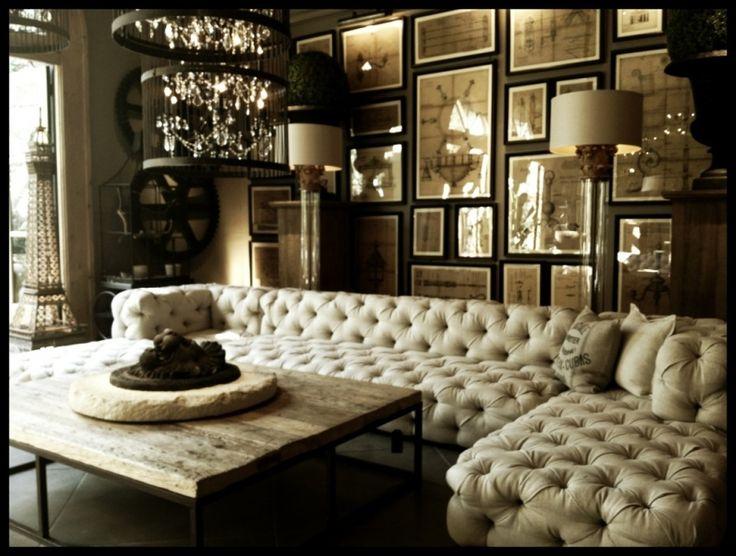 The 25 best Cloud sofa restoration hardware ideas on Pinterest