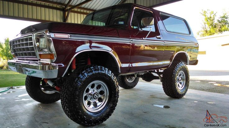1979 Ford Bronco 4x4 Photo