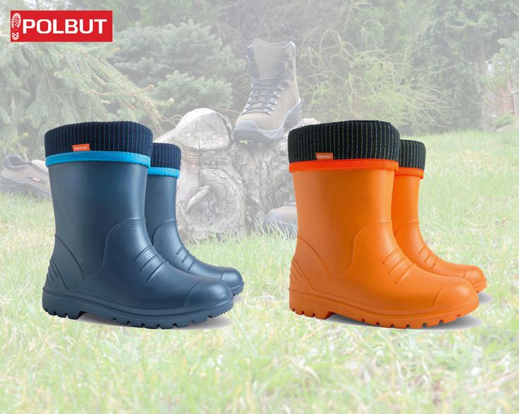 #Wellies for #boys and #girls, perfect to wear on bad weather, #soft and #warm inside ! - Demar