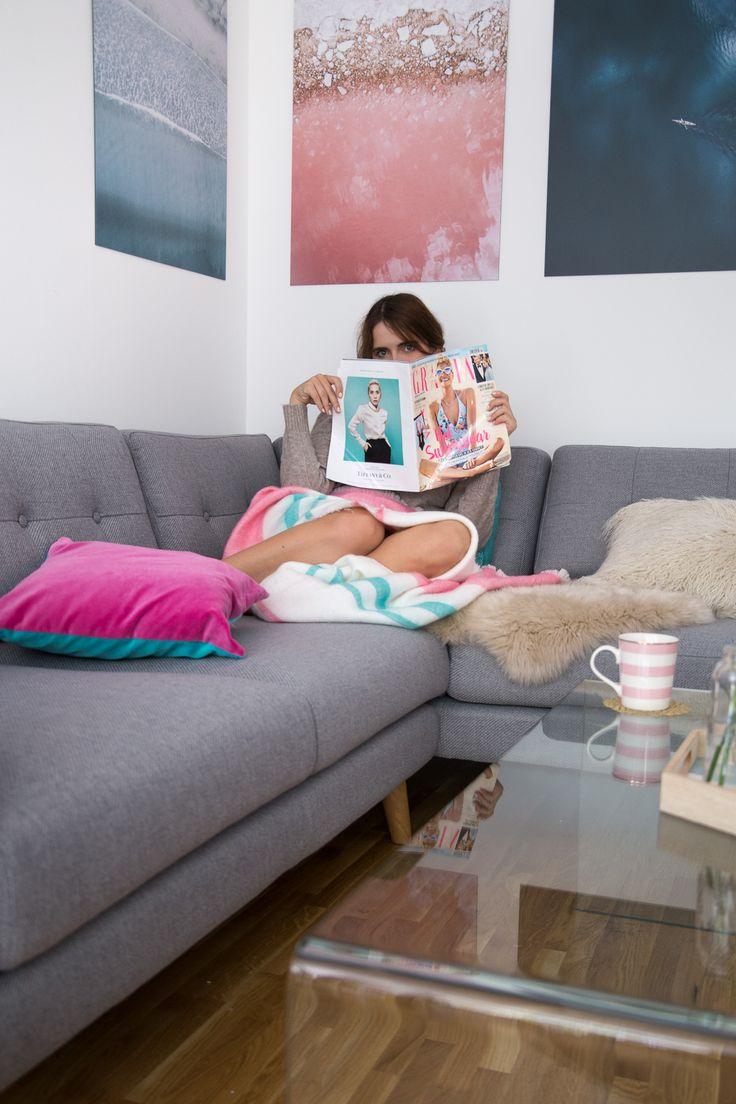 Home Sweet Home   Neues Sofa U0026 Wohnzimmer Inspiration