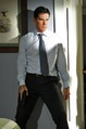 """Agent Hotchner (Thomas Gibson) on Criminal Minds from the episode """"100""""."""