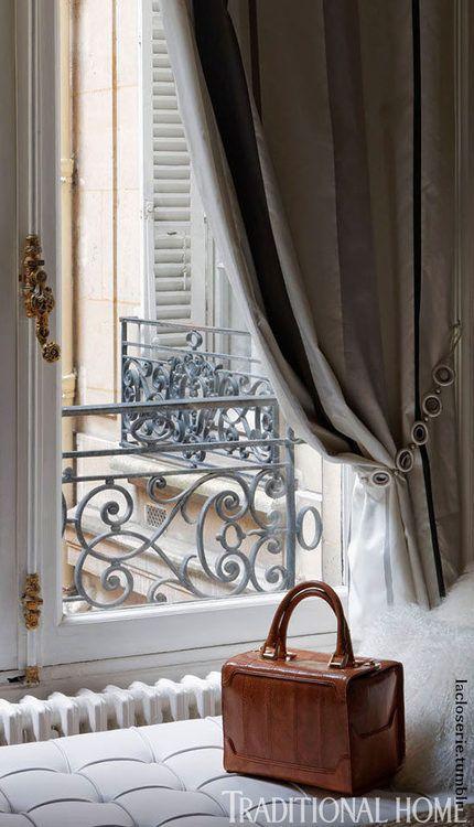 Juliette balcony