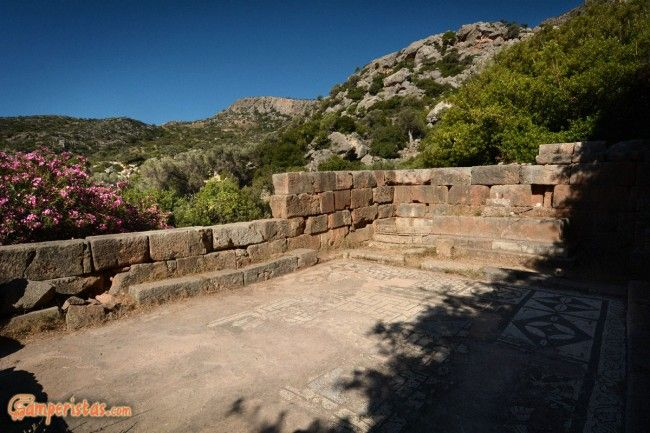 Crete: Ancient Lissos   Camperistas.com