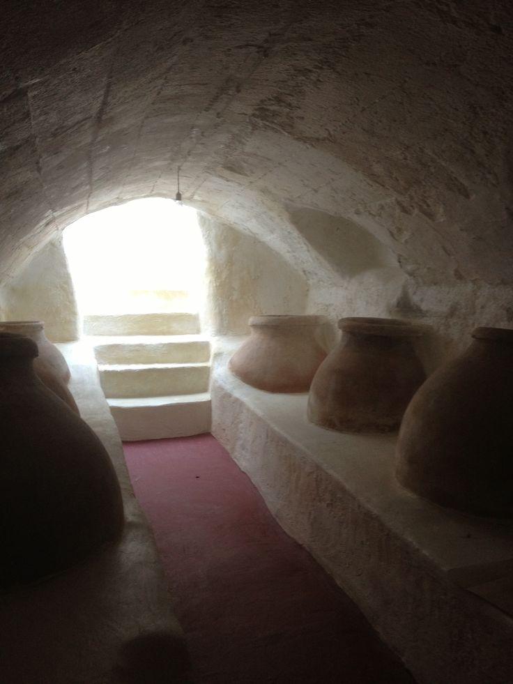 Yecla, Spain: Bodegas Señorio de Barahonda - amazing history, winery and wine!