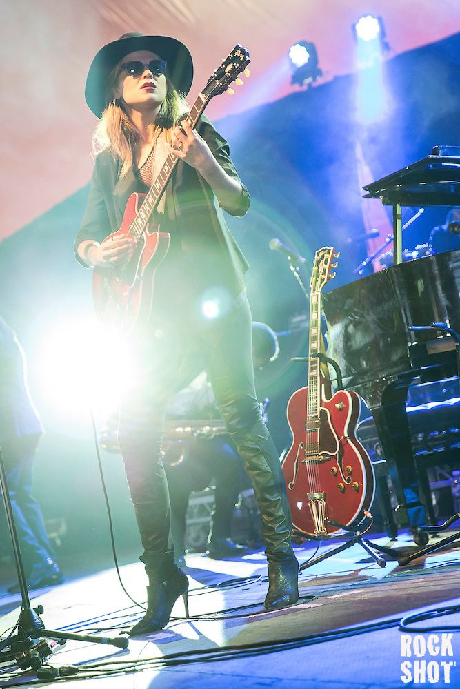 Melody Gardot at Love Supreme Festival