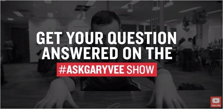 """In this episode, of Gary Vaynerchuk's Ask Gary Vee Show on YouTube. Gary answers. """"What is one of your favorite questions asked by an interviewee for a position at VaynerMedia?    #HR #socialmedia #business #askgaryvee #askgaryveebook #hiring #jobs #vaynermedia  http://blog.jobsinsocialmedia.com/2015/09/09/getting-hired-at-vaynermedia/"""