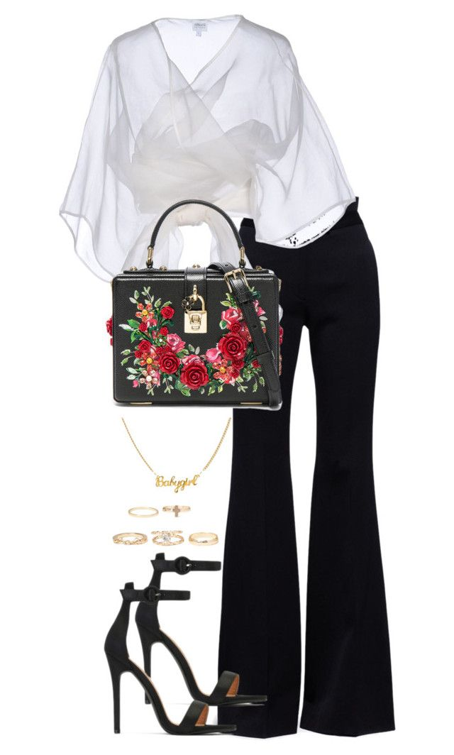 """Untitled #4015"" by theeuropeancloset on Polyvore featuring Alexander McQueen, Armani Collezioni, Dolce&Gabbana, Public Desire and Forever 21"