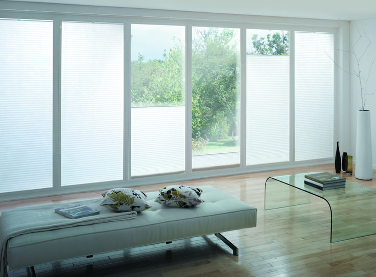 Minimalistic Perfect Fit Blinds Great For Larger Window Areas And Can Be Fitted So The Blind