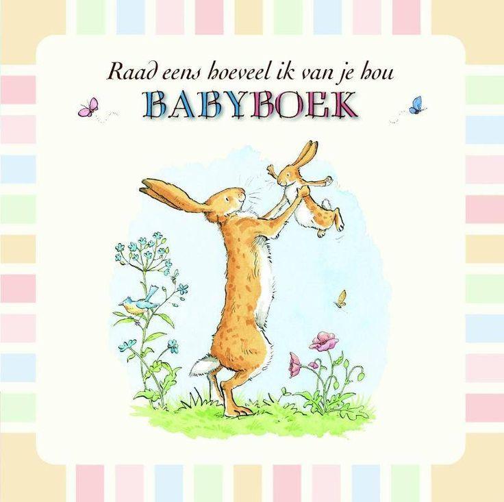 79 best boeken images on pinterest book cover art books and thrillers raad eens hoeveel ik van je hou babyboek ikbenzomooi fandeluxe Gallery