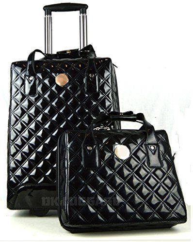 DK Luggage Set of 2 Easyjet Cabin Size Trolley Case with Matching Vanity Bag (Cabin Case  Vanity Case, Black) No description (Barcode EAN = 3254762294710). http://www.comparestoreprices.co.uk/january-2017-2/dk-luggage-set-of-2-easyjet-cabin-size-trolley-case-with-matching-vanity-bag-cabin-case- vanity-case-black-.asp