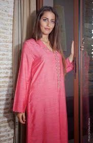 Boutique Vente Caftan Marocain en Ligne 2014 - Caftan moderne Takchita pas Cher 2013: Djellaba Marocaine pour Femmes 2014