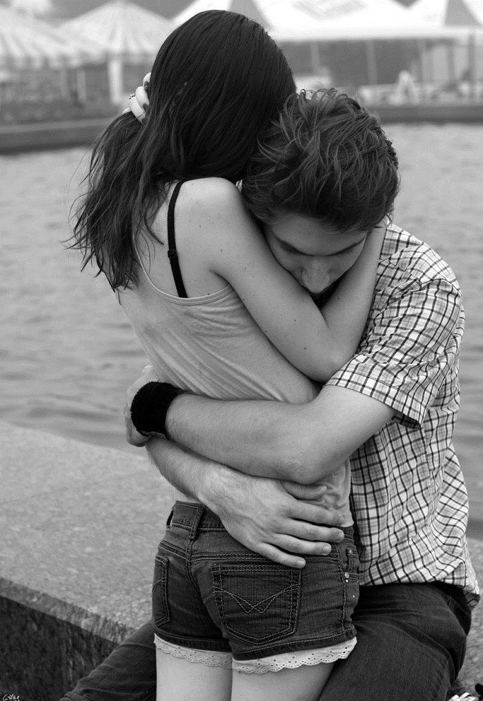 Love this type of hugs