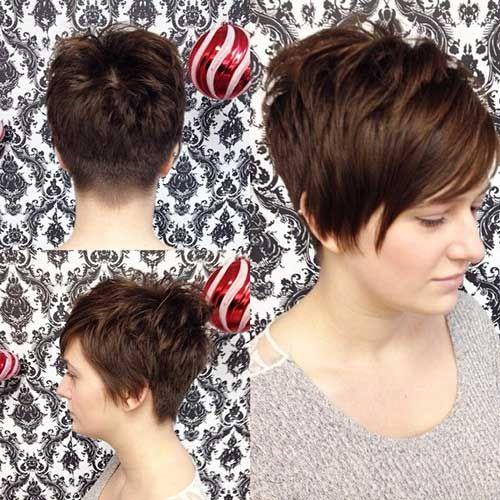 Very Short Pixie Hair for Women