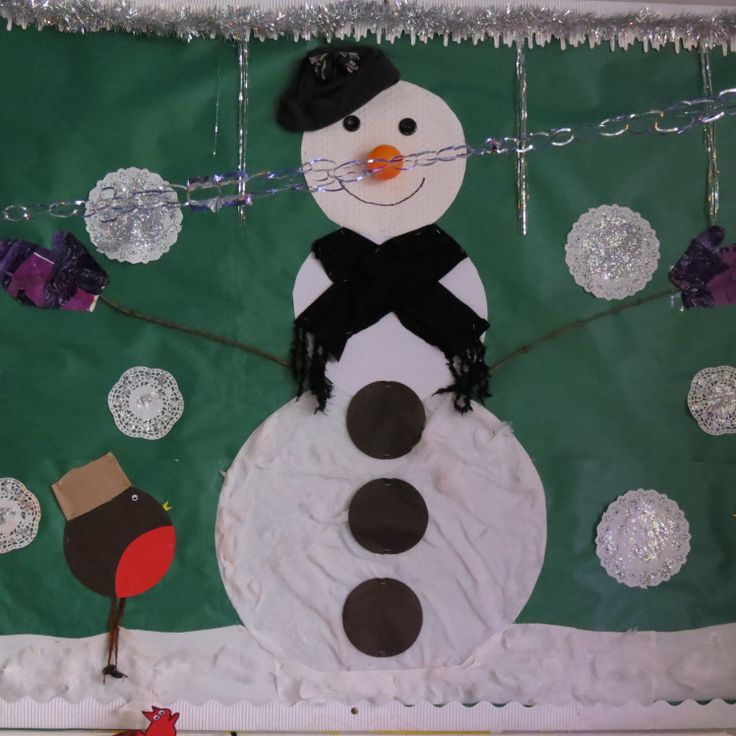 Decorating Ideas > Frosty The Snowman Display With A Red, Red Robin By  ~ 171802_Christmas Decorations Ideas Ks1