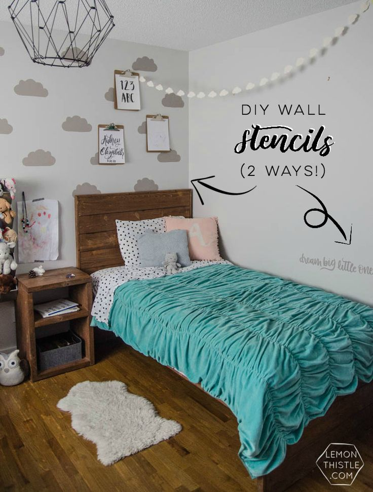 539 Best Walls Images On Pinterest Wall Treatments Diy And Bedroom Wall