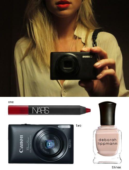 NiceFashion, Moving, Aubrey Roads, Address, Makeup, Red Lips, Inconvenience