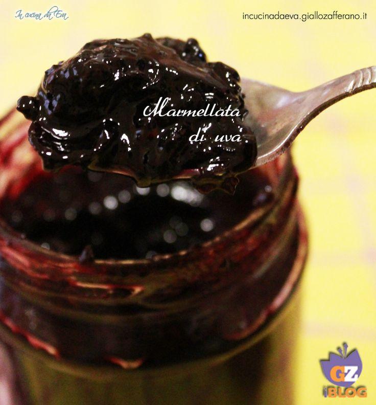 Marmellata di uva