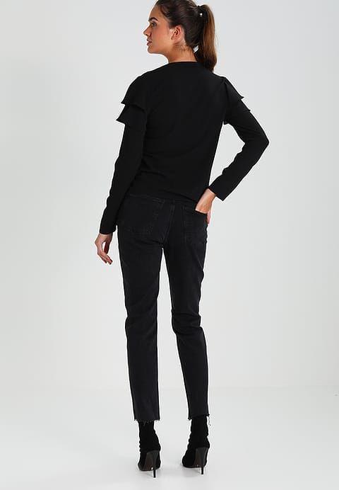 Topshop Tall Jeans Straight Leg - washed black für SFr. 60.00 (18.11.17) versandkostenfrei bei Zalando.ch bestellen.