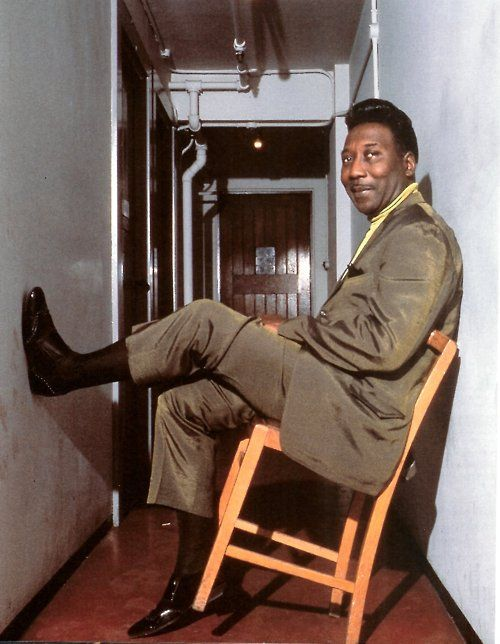 Muddy Waters, early 1960s