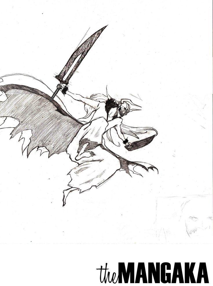 The Blade Is Hollow (Sketch) by MangakaOfficial.deviantart.com on @deviantART