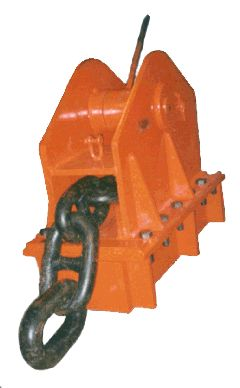 Emergency towing arrangement bow chain stopper type by FTM. Learn more at http://ftm.gr/fortune-trading-marine-representations/tanktech/tanteck-emergency-towing/emergency-towing-arrangement-t002.html