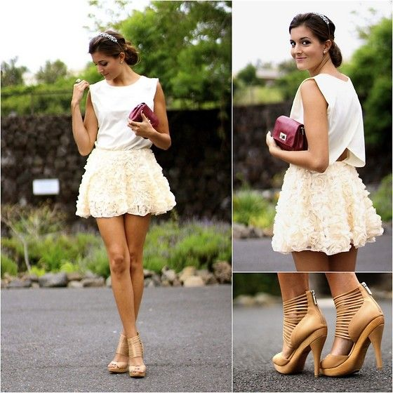 Sammydress Dress, Armani Exchange  Heels, Amichi Bag, Zara Headband