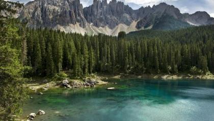 Wanderung über den Templweg zum Karer See