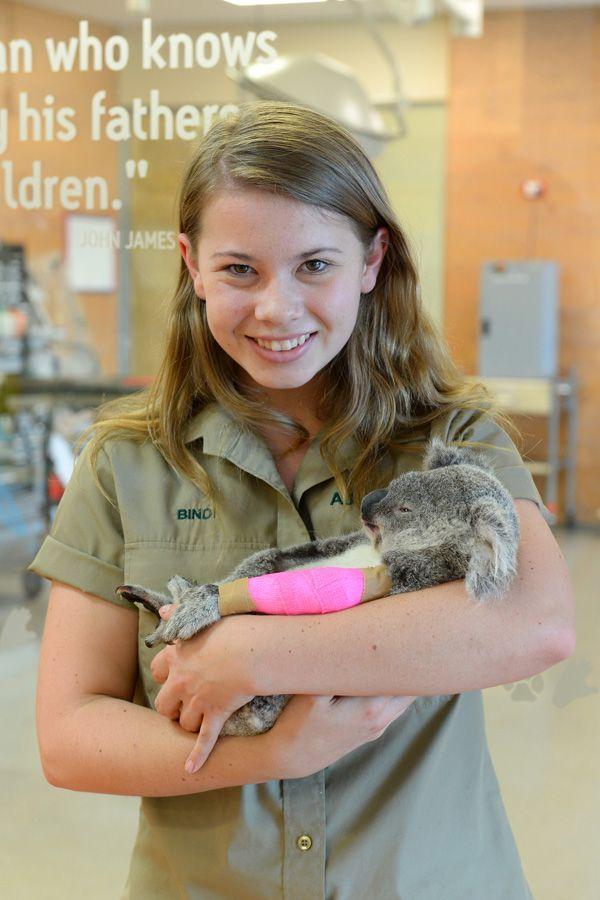Holidays with Kids interviews Bindi Irwin  holidayswithkids.com.au/feature_stories/bindi-interview