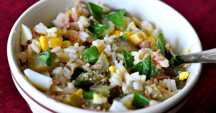 В Италии летом едят холодный рисовый салат. Его готовят дома, подают в барах и ресторанах, его можно увидеть также в барах в международны...