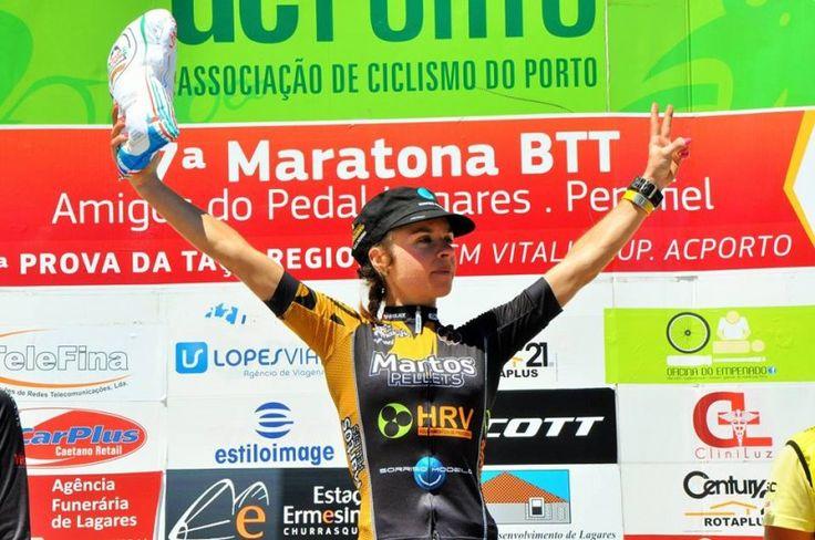 Ilda Pereira campeã de Elites e Geral Absoluta no Campeonato XCM Porto Vitalis 2015