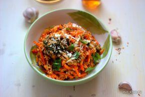 Индийский рис со шпинатом от Юлии Высоцкой