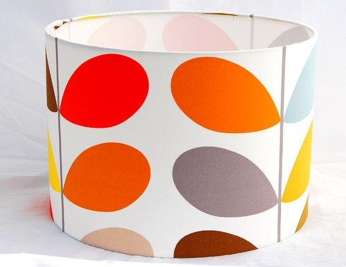 17 Best images about retro lampshades on Pinterest | Stitching ...:Find great deals on eBay for Orla Kiely Multi Stem Fabric in Fabric Crafts.  Shop with confidence.,Lighting