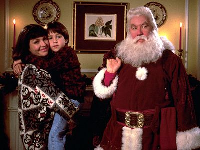 One of my Favorite Christmas movies! The Santa Clause