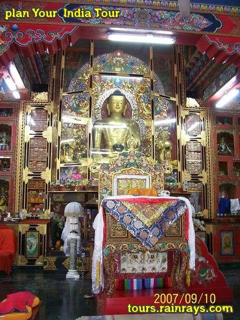 Tourist Attraction India: Sakya Centre Dehradun