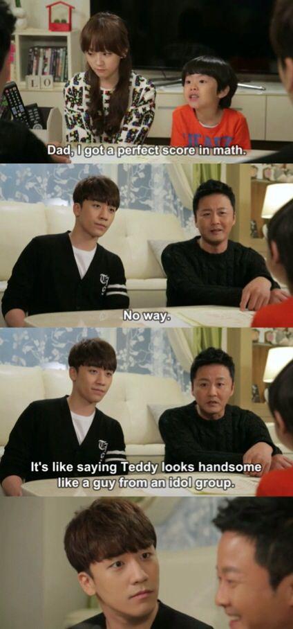 Oh the irony... Seungri of BIGBANG.