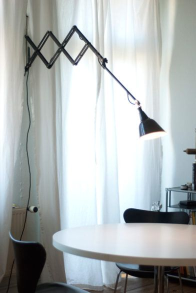 Trend lampen alte grosse scherenlampe midgard dev