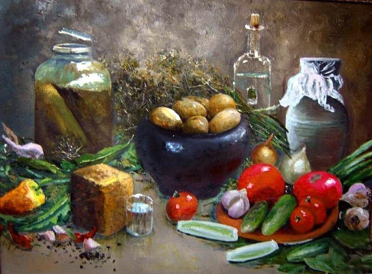 Яблоновский Виталий. Картошка