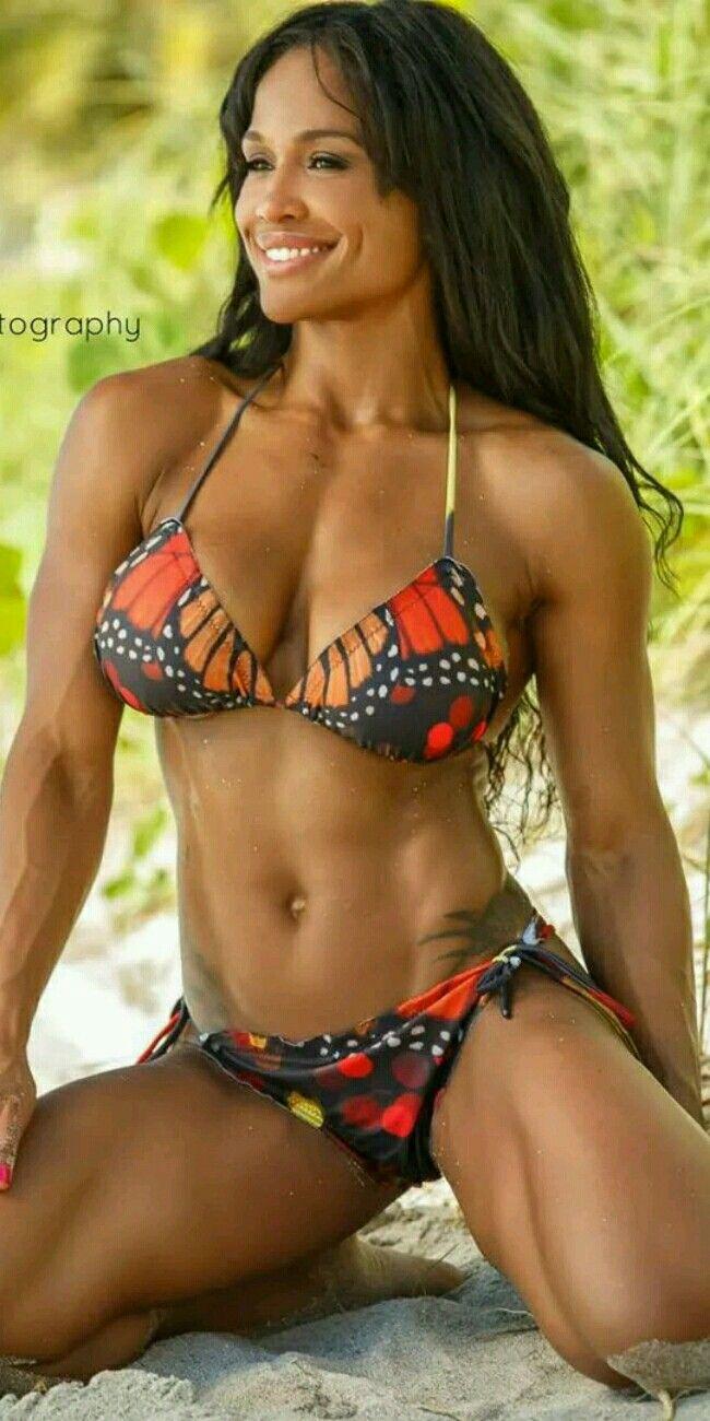Babes exotic bikini