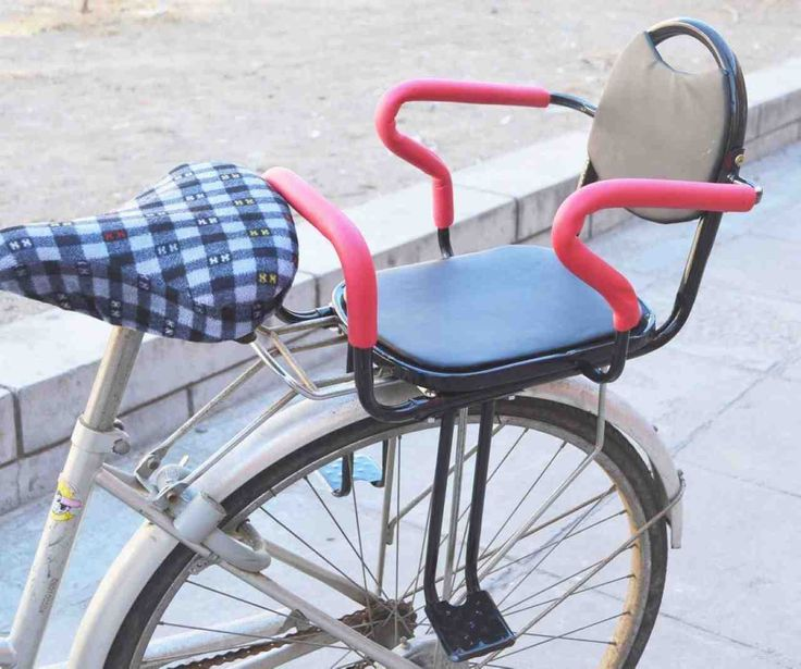 Seat For Baby On Bike