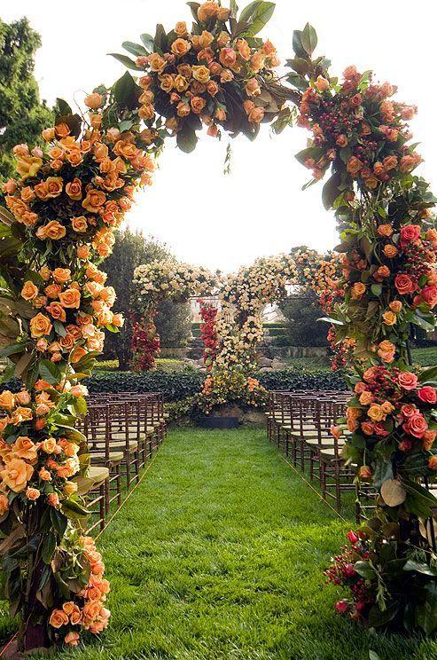36 Herbst Hochzeit Arch Ideen für rustikale Hochzeit | www.deerpearlflow …   – 2015 A Year To Be!
